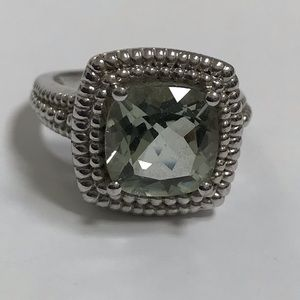 Jewelry - Prasiolite Ring